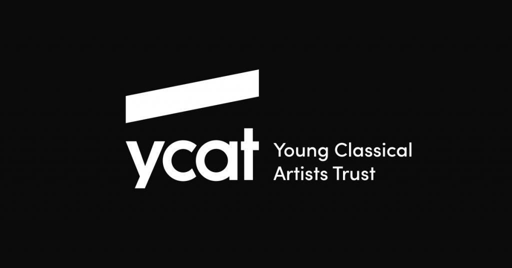 logo ycat young classical artist trust london