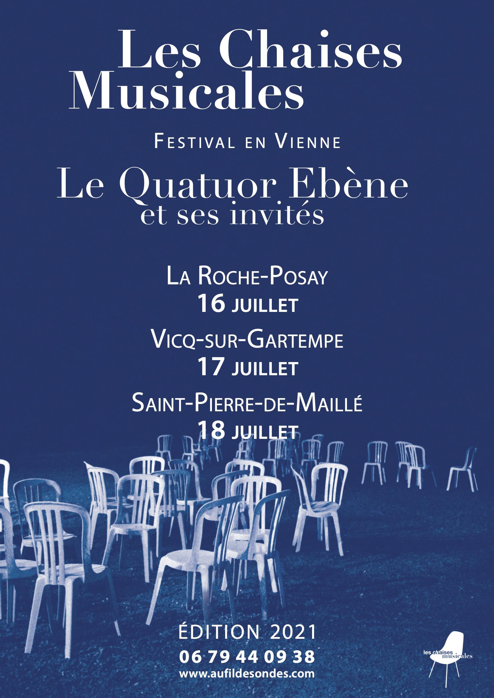 Festival Les Chaises Musicales