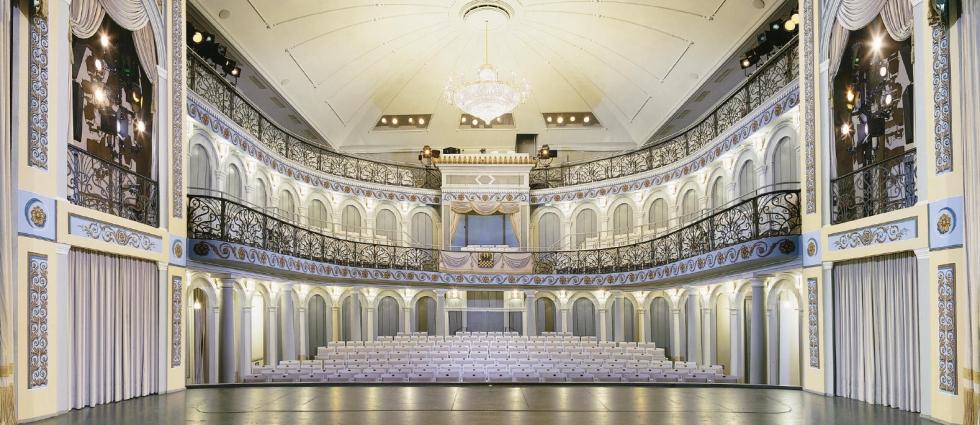 Festival Inselmusik – Concert au Putbus Theater