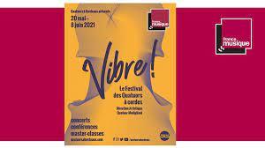 Festival Vibre ! Quatuors à Bordeaux