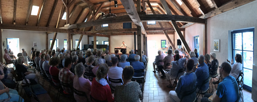 Festival Inselmusik – Concert à Vaschvitz