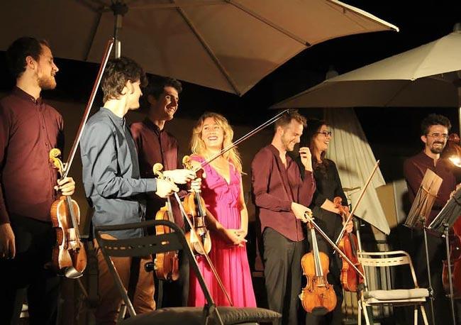 concert corsiclassic quatuor agate lazaret ajaccio
