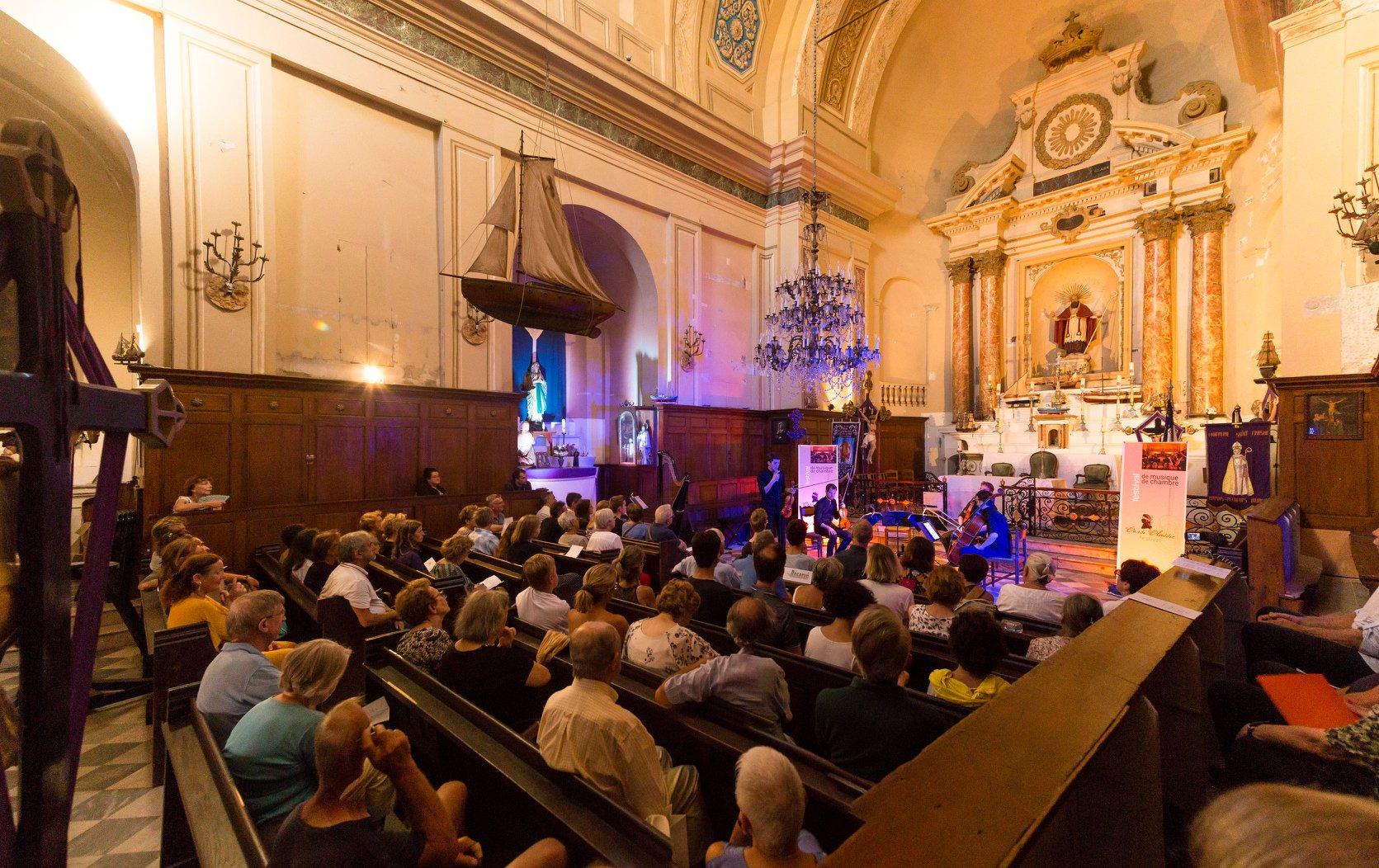 corsiclassic festival de musique de chambre en corse concert